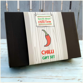 Chilli Lovers Hamper Box