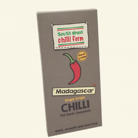 70% Madagascar Chilli Chocolate