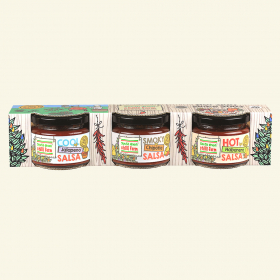 Chilli Salsa Gift Set