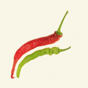 Pepperoncini chillies