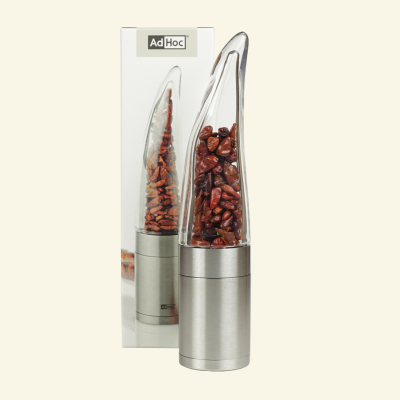 Chilli Grinder with chillies