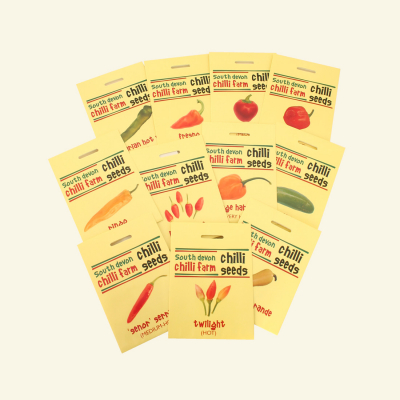 Chilli seed collection