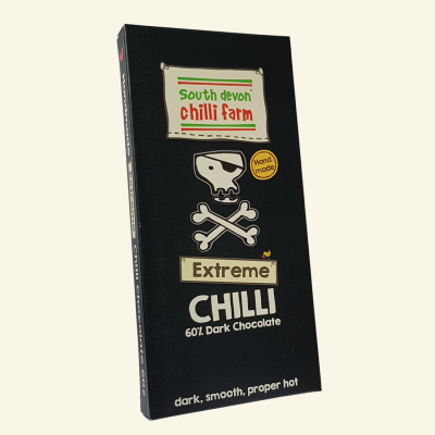 Chilli Chocolate, Extreme bhut jolokia