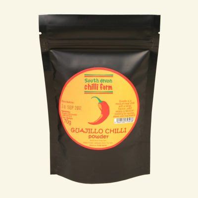 Guajillo chilli powder