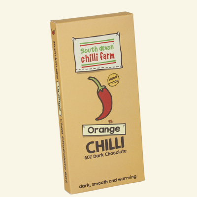 Chilli Chocolate, orange