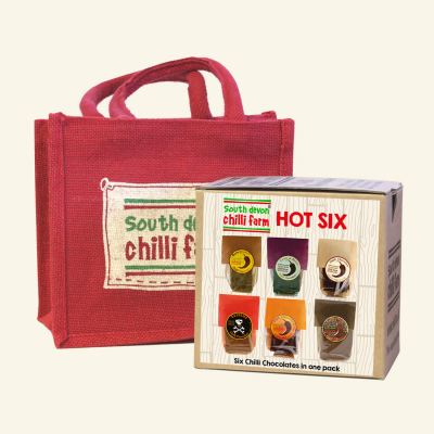 Chilli Chocolate gift set