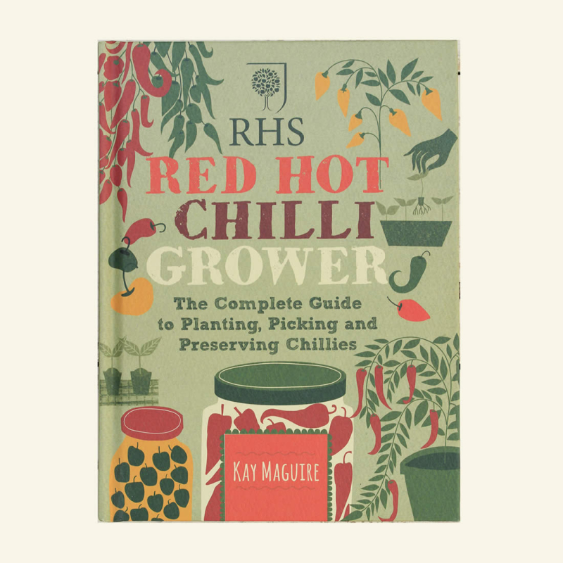 RHS Chilli Grower's Book