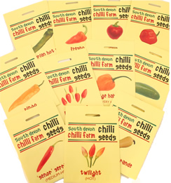 Top 7 Chilli Seeds